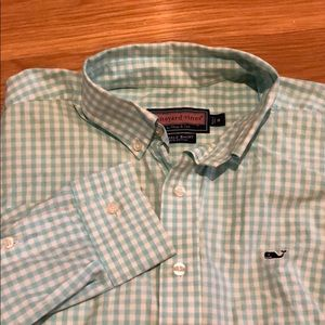 Vineyard vines whale shirt